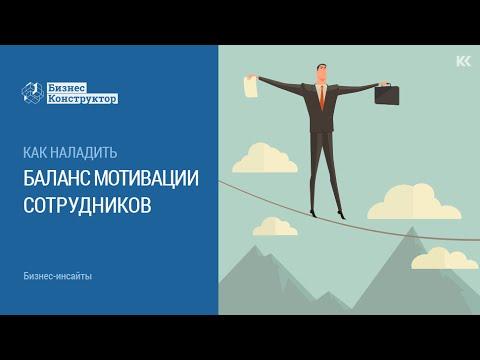 Эффективная мотивация сотрудников